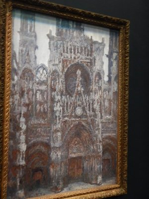 Monet, Rouen Cathedral, 1894