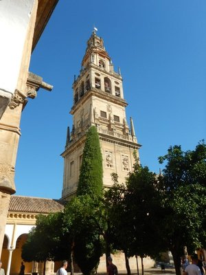 17th century Mezquita belltower reopened to visitors in 2014 after a 24 year restoration