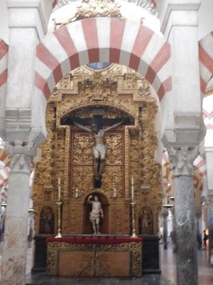 The Mezquita hints at a refined age when Christians, Muslims and Jews lived side by side and enriched their city with vibrant, diverse cultures