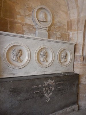 All but three of the monarchs of France from the 10th century until 1789 have their remains here; all signage is in French but there is an audioguide in English