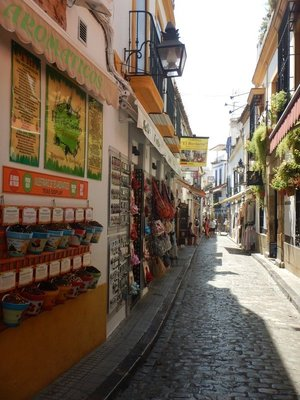 Cordoba is a very beautiful city and it's a shame that most tourists just see it as a day trip from Seville or Granada