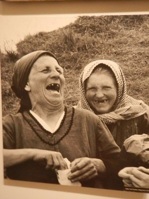 The photos were taken in 68 different countries during the 1950s; while the clothes and physical characteristics differ, the human emotions were strikingly similar