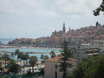 Menton combines the best of Italy and France in this town often called the prettiest in France