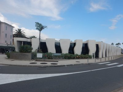 The most famous sight in Menton is the Jean Cocteau Museum dedicated to the famous French writer and artist