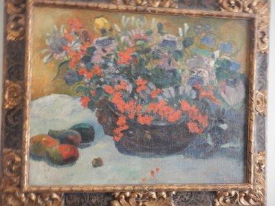 Gauguin, Bouquet of Flowers, 1897