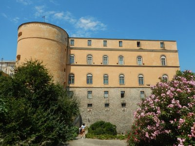 Governor's Palace; from the 15th to the 18th centuries, this palace was home to the Genoese governors