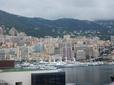 There's an annual half-Ironman race in Monaco that attracts more than 1000 athletes