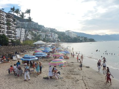 PV is considered the most welcoming and gay-friendly destination in Mexico; water pollution continues to be a major problem in PV with bacteria levels well above US standards