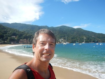 We took a day trip to nearby Yelapa which is the southernmost cove on Banderas Bay, the seventh largest bay in the world