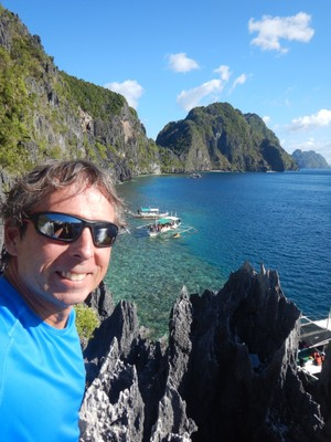 I opted to fly from Manila to El Nido rather than take a cheaper flight to Puerto Princesa and then a 5 hour bus ride; that was a good call