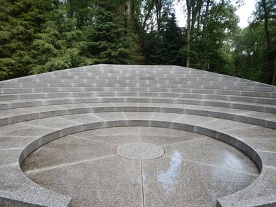 Marta Pan, Amphitheatre, 2007; another piece where I'm left pondering the bounds of art, especially versus architecture