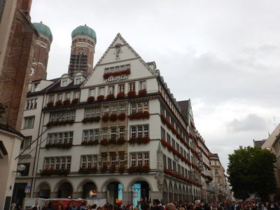 Munich is the largest city and capital of Bavaria; the city, which is surprisingly flat, has a metro population of 6 million which is third largest in Germany and 12th largest in the EU