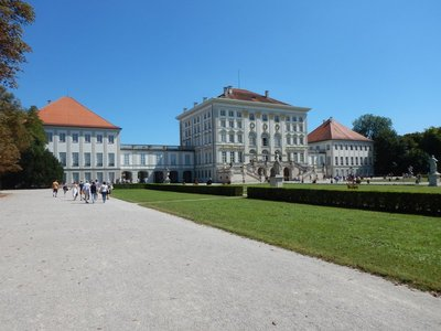 In 1792, Elector Charles Theodore opened the park to the public; today the main palace gets about 300,000 visitors a year, about the same as the Residenz