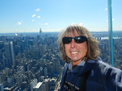 The Edge ranks as my favorite observation deck anywhere in the world with just phenomenal views; you're outdoors with plenty of room to explore a virtually 360 degree panorama of Manhattan