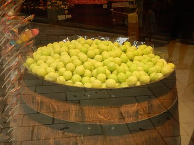 These little tennis balls are some kind of candy; Zadar played host as Croatia and the US faced-off in the semi-finals of the Davis Cup in September