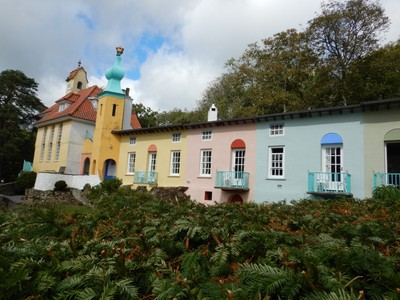 Portmeirion's architectural bricolage and deliberately fanciful nostalgia have been noted as an influence on the development of postmodernism in architecture in the late 20th century
