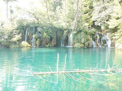 I first visited Plitvice in 2003 with Ruben and Lee; it hasn't changed and is just as gorgeous today as it was then