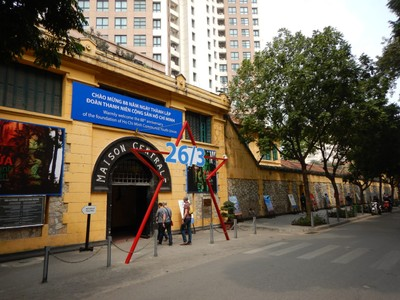Hoa Lo Prison Museum is better known as the Hanoi Hilton; most exhibits relate to the prison's use up to the mid-1950s focusing on the Vietnamese struggle for independence from France