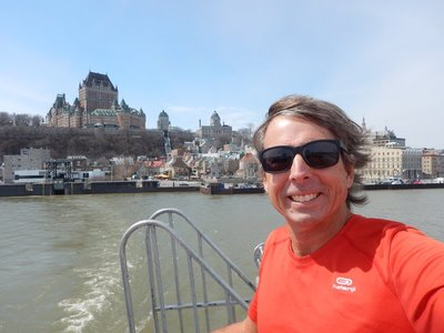The ferry to Levis was a bargain at less than $3; definitely worth it for the spectacular views of Quebec City