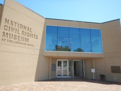 The museum opened in 1991 and was extensively renovated in 2014; I visited shortly after the 50th anniversary of MLK's assassination