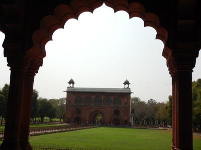 Every year on Indian Independence Day (15 August), the Prime Minister hoists the Indian tricolor flag at the main gate of the Red Fort and delivers a nationally broadcast speech from its ramparts