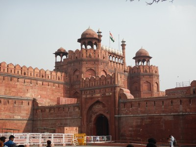 The Red Fort was plundered of its artwork and jewels during Nadir Shah's invasion of the Mughal Empire in 1747; most of the fort's precious marble structures were subsequently destroyed by the British following the Revolt of 1857