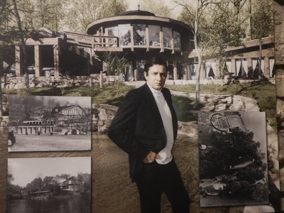 Cash sold his Hendersonville, TN home in 2006 to Barry Gibb; during renovations in 2007 the home caught fire and burned completely to the ground