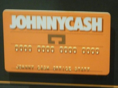 Canada Trust hired Cash as their spokesman and named their ATMs after him; some marketing expert must have thought the cute idea would be a success