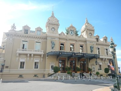 Residents from Monaco are not allowed to gamble in the casino; leaders didn't want them wasting their money