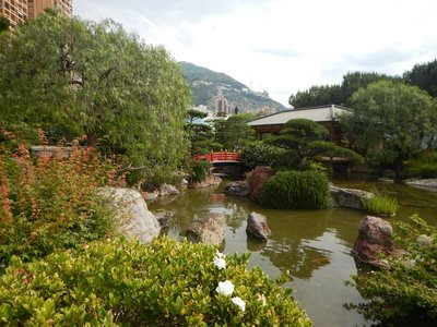 The Japanese Garden, opened in 1994, was created at the request of Prince Rainier since Princess Grace had always dreamed of having such a garden