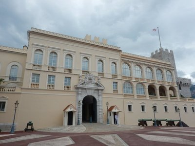 Built in 1191 as a Genoese fortress, the Prince's Palace is the official residence of the leader of Monaco