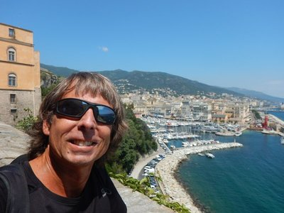 Charming Bastia welcomed me with perfect weather; the citadel offers the best panoramic views of the old port