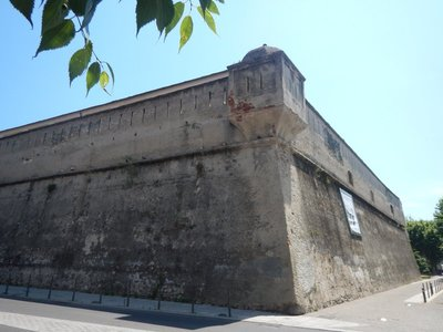 The citadel is the number one attraction in town according to TripAdvisor; it was built by the Genoese in the 15th and 16th centuries