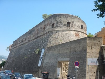 The Genoese created a major stronghold with the citadel; after decades of neglect, a major restoration project started in the 1980s