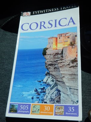 Rick Steve's only writes about his favorite places and, unfortunately, Corsica doesn't make the cut so I'm using an Eyewitness Guide