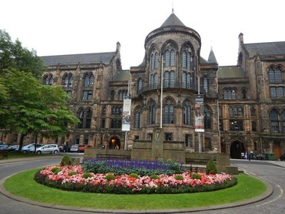 The Hunterian Museum, at the University of Glasgow, is the oldest in Scotland and known for its many human biological specimens