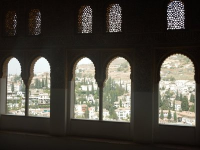 The Alhambra was converted into a royal palace in 1333 by the Sultan of Granada