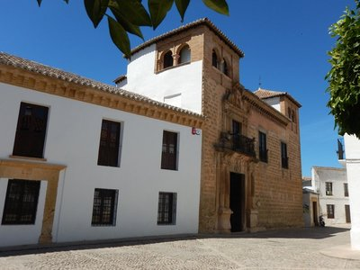 Ronda's Romero family (with descendants in Texas perhaps?) played a key role in development of modern Spanish bullfighting.