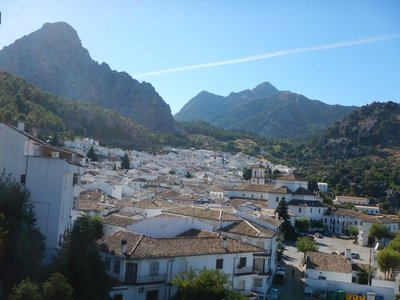 The steep, narrow streets and lack of any must-see sights have probably saved the town from mass market tour groups