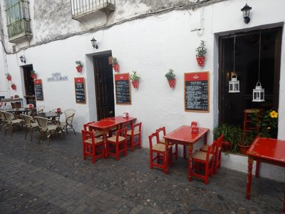Arcos is only 30 minutes from Jerez de la Frontera which is the heart of sherry production in Spain