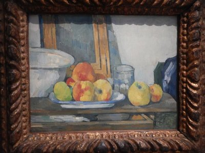 Cezanne, Still Life and Open Drawer, 1879