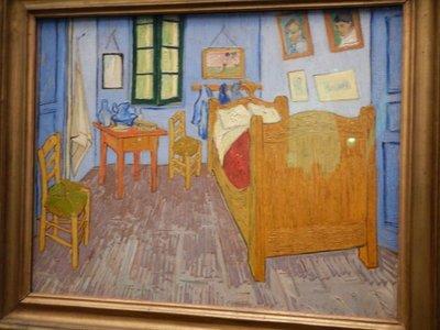 Van Gogh, Van Gogh's Room in Arles, 1889