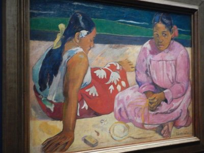 Gauguin, Women of Tahiti, 1891