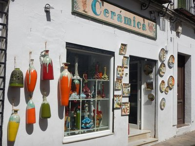 In the mid-900s Cordoba had a flourishing economy based on agricultural and skilled artisan products; famed city of the three cultures