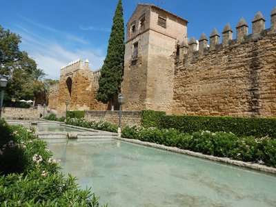 Cordoba historic center is a UNESCO World Heritage Site; city has the highest average high temperatures in July and August for all of Europe at 99 degrees