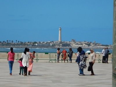 Our 2 week tour of Morocco started in Casablanca
