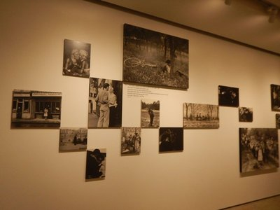 In 2003 the Family of Man photographic collection was added to UNESCO's Memory of the World Register; it originally ran in 1955 at NYC's Metropolitan Museum of Art