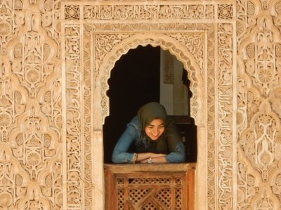 Marrakech is the 4th largest city in Morocco and one of the 4 imperial cities of Morocco as well