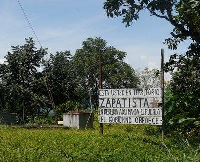 Tierras Zapatistas.