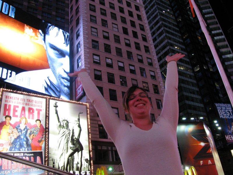 HEllloooo Manhattan!